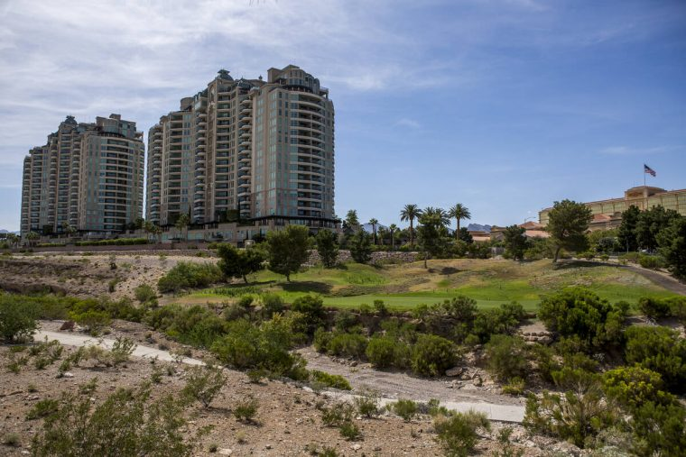 The 250-acre site of a closed golf course is now slated for the development of condos, estate l ...