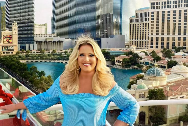 """Vegas entertainment broadcast reporter Rachel Smith, who spent 15 years on Fox 5, has started """" ..."""